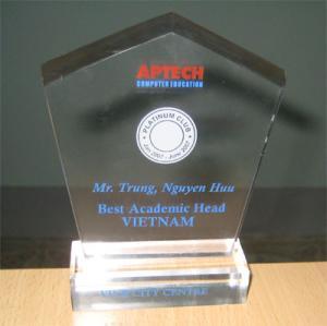 Hình ảnh biểu trưng Best Academic Head in Vietnam